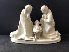 Goebel Heilige Familie mit Jesus Maria Josef HX 238  mit Gravur A. Möller