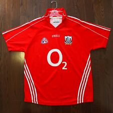 mint unworn Cork Corcaigh GAA O'Neills shirt jersey XL women or boys not sure