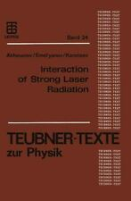 Interaction of Strong Laser Radiation with Solids and Nonlinear-ExLibrary