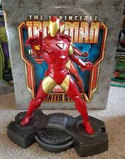 Iron Man Extremis Statue Bowen New