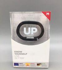 Jawbone UP Wireless Activity & Sleep Tracker Wristband Black JBR52a-MD D32