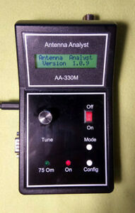 Antenna analizer AA-330M