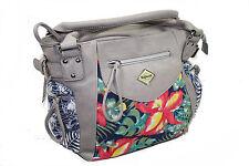 Refresh Damen Hand Tasche 82976  Bag Tragetasche grau NEU