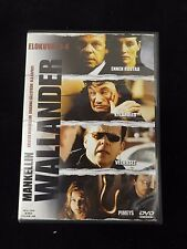 Very Rare Wallander DVD Series 1-4 207185 Finnish Version