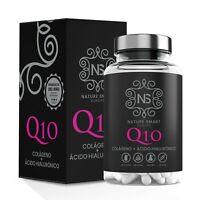 Colageno Marino,Acido Hialuronico Coencima Q10, VitaminaC | Firmeza Piel Radiant