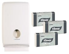 Kimberly-Clark AQUARIUS Folded Hand Towel Dispenser - White