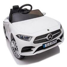 Mercedes-Benz CLS 350 AMG Kinderauto Elektroauto Kinderfahrzeug Schwarz/Weiß/Rot