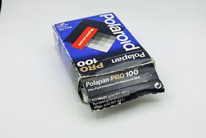 Polaroid Polapan Pro 100  B&W Instant Pack Film, Expired 7/96 20 photos