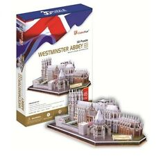 CUBIC Fun mc121h 3d-Puzzle Westminster Abbey, NUOVO E OVP
