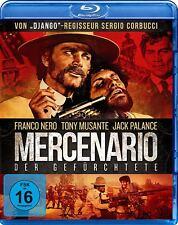 THE MERCENARY - Region B  Blu-ray - Franco Nero - Revenge of a Gunfighter