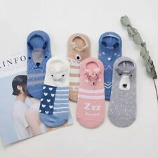 6 PACK - LADIES ANKLE SOCKS. Size 3-6 UK. Comes In A Gift Box