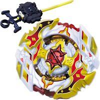 ROYAL KING Cho-Z Spriggan / Turbo Spryzen Burst Beyblade w/ Launcher B-00-128-W