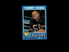 1971 Topps 60 Tommy Nobis EX-MT #D498690