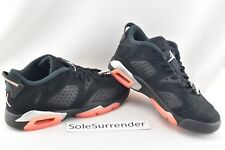 low priced cdfb3 407ef Air Jordan 6 Retro Low GG - SIZE 7Y - 768878-022 Silver Sunblush Lava