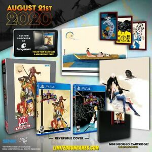 Limited Run - The Last Blade 2 Collector's Edition - PS4 Playstation 4 - PRESALE