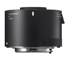 Sigma 2x TC-2001 Telekonverter: Canon