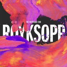 Royksopp - Inevitable End,the NEW CD