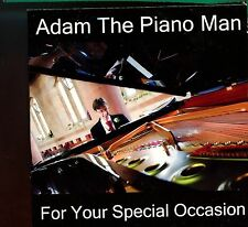Adam The Piano Man / For You Special Occasion - Promo Card Sleeve