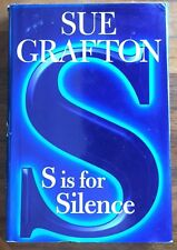 Sue Grafton- S is for Silence -*Signed* 1st Ed/Print 2005 HC/DJ