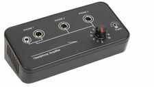Headphone Jack Home Audio Amplifiers & Pre-Amps Channels 3