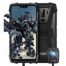 Blackview BV9700 Pro 6Go+128Go Smartphone Etanche Helio P70 Anti-choc Téléphone