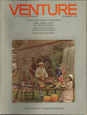 Venture November 1970/Prince Phillip/Dakar/Abidjan/Accra/New York/Emilio Pucci