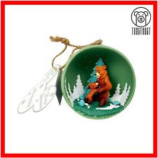 More details for disney brother bear koda kenai bauble christmas ornament decoration disneyland