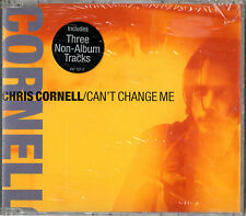 CHRIS CORNELL can't change me CD 1999 SEALED w/ 3 NON-ALBUM TRACKS
