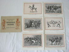 Frederic Remington Western Art Prints Portfolio Cowboy Indian Horse