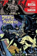 BATMAN DEATH AND THE MAIDENS GRAPHIC NOVEL New Paperback Collects Issues #1-9