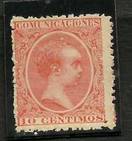 SPAIN CAT. YVERT 201, MH VF