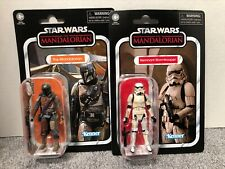 The Mandalorian and Remnant Stormtrooper Vintage Collection Kenner Figures