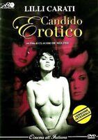 Candido Erotico Con Lilli Carati - Dvd AlanYoung Nuovo - Raro Fuori Catalogo
