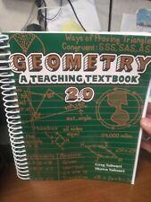 Geometry A Teaching Textbook 2.0 by Sabouri Teaching Textbooks, Inc.