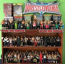 WWE WRESTLING FIGURES MATTEL ELITE JAKKS CHOOSE A WRESTLER SHIPPING COMBINES WWF