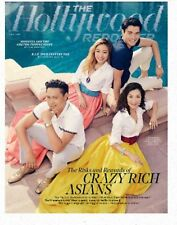 The Hollywood Reporter Magazine The Risks and Rewards of Crazy Rich Asians