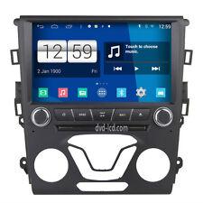 "2014 Ford Mondeo Fusion car DVD GPS navigation Radio Stereo Headunit  DVR 9"" HD"