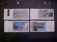 CHINA PRC Sct # 2221-4 ACHIEVEMENTS OF ENGINEERING & CONSTRUCTION  MNH