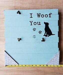 Dog Themed Clip Board