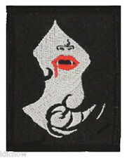 """VAMPIRE - ESS EMBROIDERED PATCH 5.5 X 7CM  (2 1/4"""" X 2 3/4"""")"""