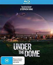 UNDER THE DOME    (Dean Norris, Rachelle Lefevre, Aisha Hinds)  NEW 4 BLURAYS