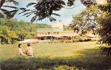 Pinar del Rio Cuba San Diego de los Banos Resort Spa Vintage Postcard J53844