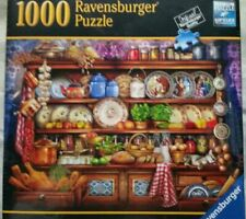 "NEW Ravensburger ""China Cupboard""  1000 piece puzzle  NEW"
