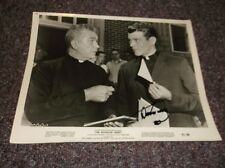 Don Murray signed autograph 8x10 photo