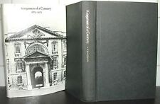 KINGSMEN of a CENTURY 1873-1972 P Wilkinson KING'S COLLEGE Cambridge University