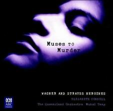 NEW - Muses to Murder: Arias By Strauss & Wagner by VARIOUS ARTISTS