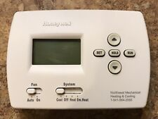 HONEYWELL Programmable Thermostat TH4210D1005 For Heat Pumps