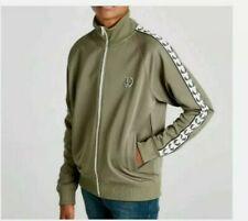 Fred Perry Track Top Junior Size: XL (15-16 years)