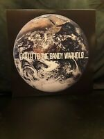 Dandy Warhols - Earth To The Dandy Warhols 2 LP With CD RARE VG+