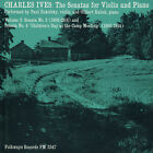 Paul Zukofsky - Charles Ives: Sonatas for Violin and Piano Vol. 2 [New CD]